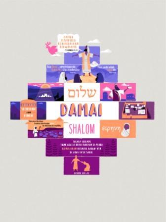 Shalom / Kedamaian (Peace)